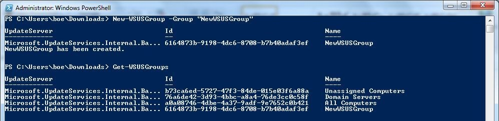 WSUS Administrator Module | Learn Powershell | Achieve More