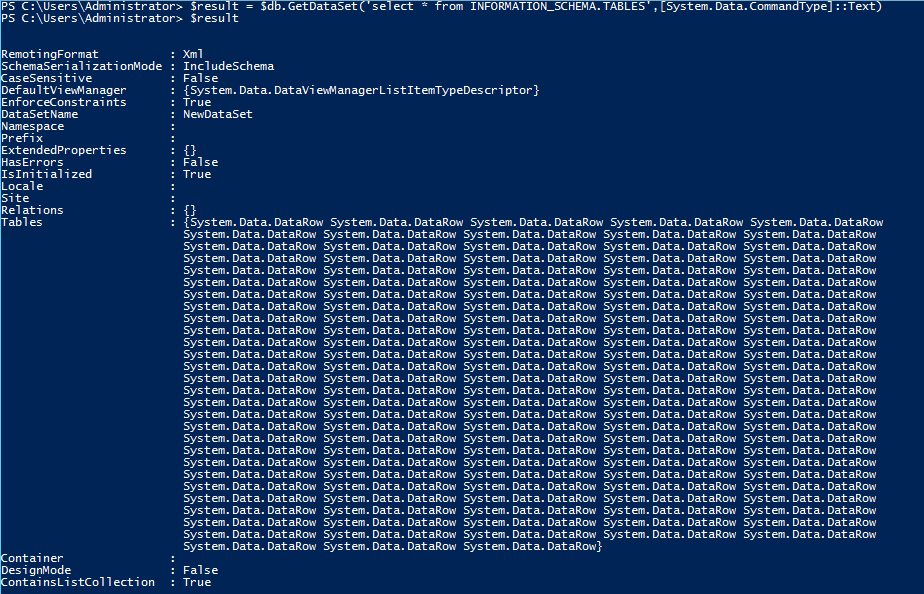 Use the WSUS API and PowerShell to query the SUSDB Database