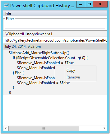 Building a Clipboard History Viewer Using PowerShell | Learn