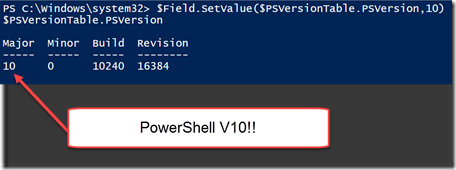 make file read only powershell